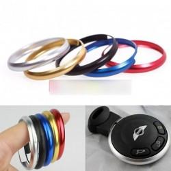 Smart Mini cooper kulcs lyuk gyűrű 4 szín 1db