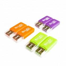 Mini Usb 2.0 Micro SD TF memóriakártya-olvasó adapter Raspberry Pi-hez