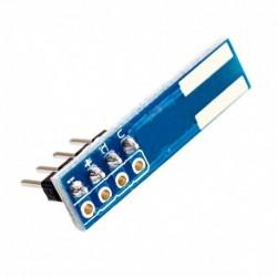 I2C Wii WiiChuck Nunchuck adapter pajzs modul panel