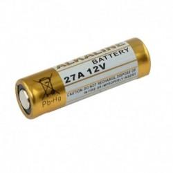 Névleges feszültség: 12V - 1PCS 27A 12V száraz alkáli elem