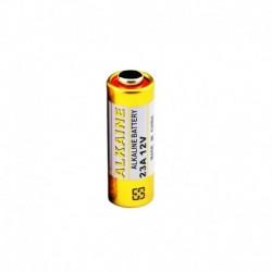 Névleges feszültség: 12V - 1db alkáli elem 12V 23A akkumulátor 12V 27A 23A 12 V 21/23 A23 E23A MN21 RC távirányító