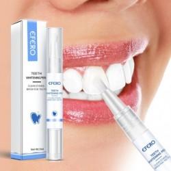 EFERO fogfehérítő toll tisztító szérum eltávolítja a plakkfoltokat fogászati eszközök fehérítő foggél