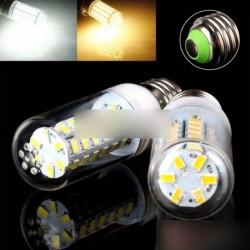 E27 10W 48 LED 5730 SMD spot lámpa izzó 220V 1db