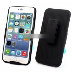 """5.5 """"Fekete Kemény tok övre iPhone 6 Plus 1db"""