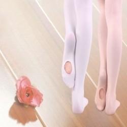 1db Lány tánc zokni Professzionális Balett Harisnya Ballerina harisnya  lányoknak több színben