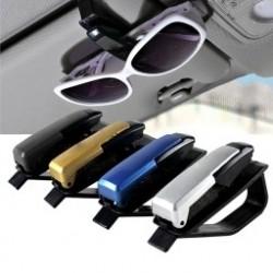 1db felakasztható szemüveg tartó autó felszerelés univerzális akasztó könnyen hozzáférhető