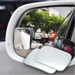 2db állítható autós tükör várakozás oldalra hátulnézet Konvex nagylátószögű parkolás