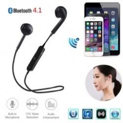 1x Vezeték nélküli Bluetooth4.1 Fülbe helyezhető fülhallgató  Fülhallgató W / Mic iPhone okostelefon