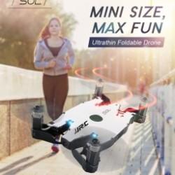 1db JJRC H49 H49WH WiFi FPV Selfie Drone 720P HD kamera automatikus összecsukható Quadcopter játék