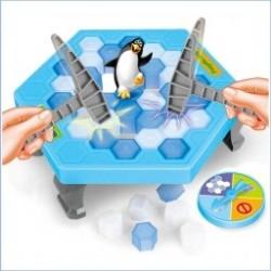 1db jégtörő pingvin társasjáték az egész családnak szórakoztató játék Asztali Játék