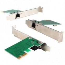 PCI-E 10/100/1000 Gigabit hálózati Ethernet Express kártya