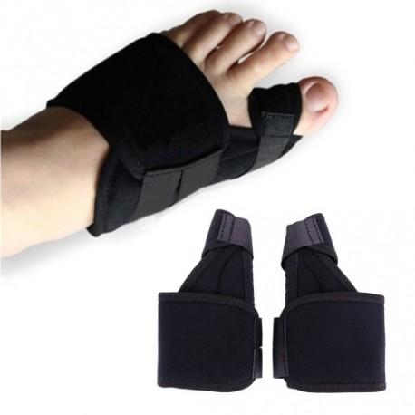 2x nagy lábujj Korrekciós fájdalomcsillapító rögzítő