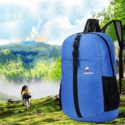 Hordozható összecsukható könnyű utazótáska Daypack táska Sport kempingezés és túrázás