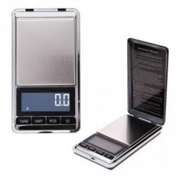 500g * 0,1 g Mini digitális ékszermérleg