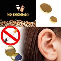 Dohányzás leszoktató Aurikuláris terápiás mágnes egészséges élet