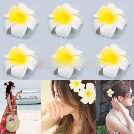 1 db Hawaii Menyasszonyi esküvői hajcsat hajdísz