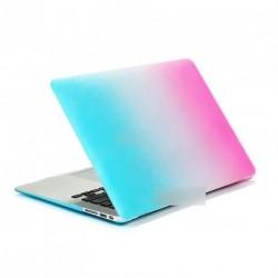 Szívárvány gumírozott  tok MacBook Air 13.3inch