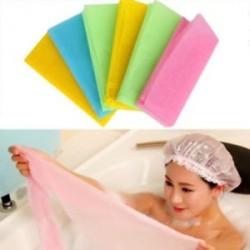 Hámlasztó nylon fürdőkád törölközőtestek tisztítása Mosás súroló törlőkendő