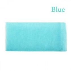 Kék - Hámlasztó nylon fürdőkád törölközőtestek tisztítása Mosás súroló törlőkendő