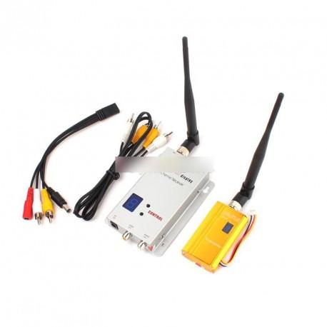 1.2G 1,5W Wireless 1500mw AV Adó Vevő FPV CCTV