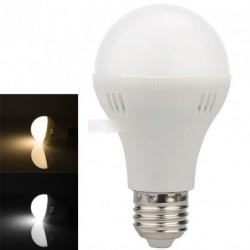 E27 7 W  12 LED energiatakarékos izzó 2 szín