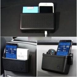 Autós töltő Box okostelefon tartó 1db