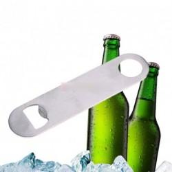 Egyedi nagy lapos rozsdamentes üveg nyitó acél