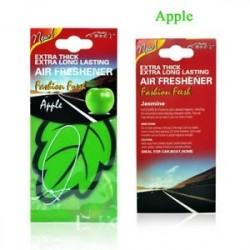 alma - Auto Shine Paper függő Autó illatosító Vanilla illatosított illatú illatú alak