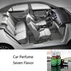 1 db Autó illatosító Parfüm feltöltő természetes növényi illóolaj