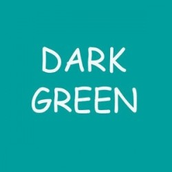sötétzöld - Cserélhető vízálló falfesték Wall Sticker Little Crown Gyermek hálószobai matrica