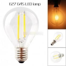 Energiatakarékos E14 2W LED izzó lámpa G45