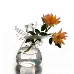 Angyal üveg váza Lakásdekoráció