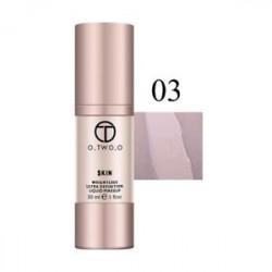 3 - O.TWO.O kozmetikai vízálló alapozó alapozó sminkes folyékony korrektor BB krém