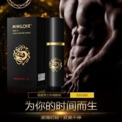 Férfi bővítés Vastag növekedés Penis Enhancement Minilove Brand Spray