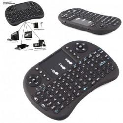 1db 2.4G Air Mouse vezeték nélküli billentyűzet